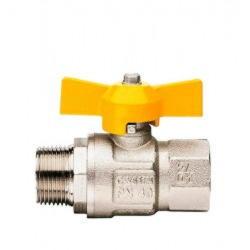 Газовый кран шаровой I.V.R....